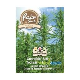 Cannabis Sativa - Finola - Fair Sedds - technické konopí