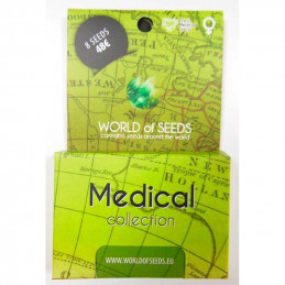 Medical Collection - World of Seeds - mix semen - 8 ks