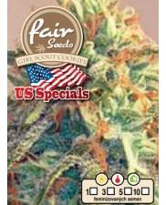 Girl Scout Cookies - Fair Sedds - feminizovaná semena