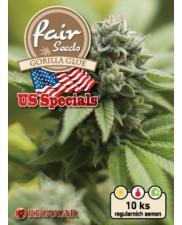 Gorilla Glue - Fair Seeds - Regular nefeminizovaná semena - 10 ks