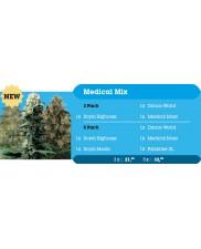 Medical Mix - Royal Qween Seeds -  Medical Feminizovaná semena