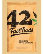 Critical Auto - Fast Buds Original - autoflowering